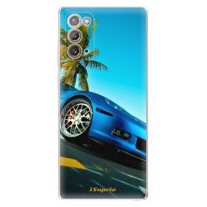 Odolné silikonové pouzdro iSaprio - Car 10 na mobil Samsung Galaxy Note 20