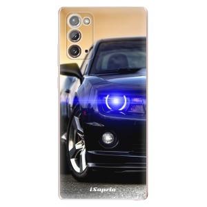 Odolné silikonové pouzdro iSaprio - Chevrolet 01 na mobil Samsung Galaxy Note 20