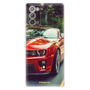 Odolné silikonové pouzdro iSaprio - Chevrolet 02 na mobil Samsung Galaxy Note 20
