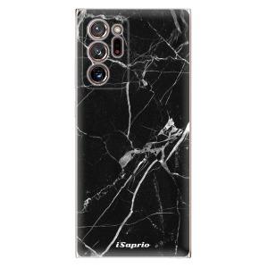 Odolné silikonové pouzdro iSaprio - Black Marble 18 na mobil Samsung Galaxy Note 20 Ultra