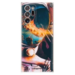 Odolné silikonové pouzdro iSaprio - Astronaut 01 na mobil Samsung Galaxy Note 20 Ultra