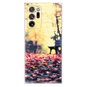 Odolné silikonové pouzdro iSaprio - Bench 01 na mobil Samsung Galaxy Note 20 Ultra