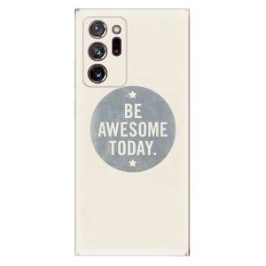 Odolné silikonové pouzdro iSaprio - Awesome 02 na mobil Samsung Galaxy Note 20 Ultra