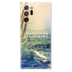 Odolné silikonové pouzdro iSaprio - Beginning na mobil Samsung Galaxy Note 20 Ultra