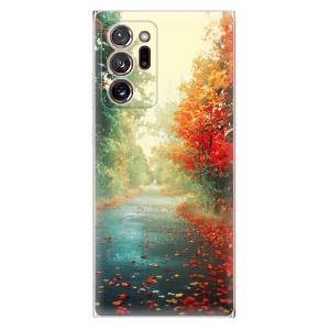 Odolné silikonové pouzdro iSaprio - Autumn 03 na mobil Samsung Galaxy Note 20 Ultra