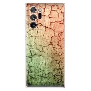 Odolné silikonové pouzdro iSaprio - Cracked Wall 01 na mobil Samsung Galaxy Note 20 Ultra