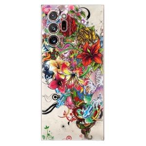Odolné silikonové pouzdro iSaprio - Tattoo 01 na mobil Samsung Galaxy Note 20 Ultra - poslední kousek za tuto cenu