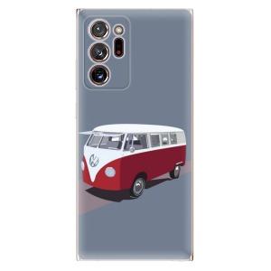 Odolné silikonové pouzdro iSaprio - VW Bus na mobil Samsung Galaxy Note 20 Ultra