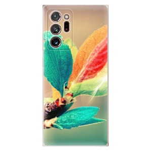 Odolné silikonové pouzdro iSaprio - Autumn 02 na mobil Samsung Galaxy Note 20 Ultra