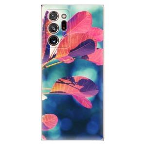 Odolné silikonové pouzdro iSaprio - Autumn 01 na mobil Samsung Galaxy Note 20 Ultra