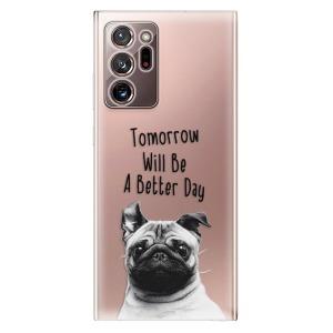 Odolné silikonové pouzdro iSaprio - Better Day 01 na mobil Samsung Galaxy Note 20 Ultra