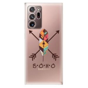 Odolné silikonové pouzdro iSaprio - BOHO na mobil Samsung Galaxy Note 20 Ultra