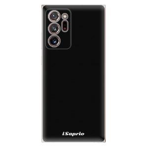 Odolné silikonové pouzdro iSaprio - 4Pure - černé na mobil Samsung Galaxy Note 20 Ultra