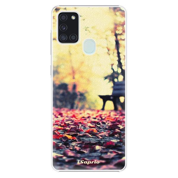 Levně Plastové pouzdro iSaprio - Bench 01 - Samsung Galaxy A21s