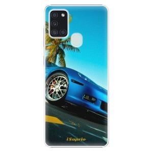 Plastové pouzdro iSaprio - Car 10 na mobil Samsung Galaxy A21s