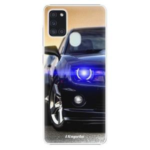 Plastové pouzdro iSaprio - Chevrolet 01 na mobil Samsung Galaxy A21s