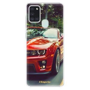 Plastové pouzdro iSaprio - Chevrolet 02 na mobil Samsung Galaxy A21s