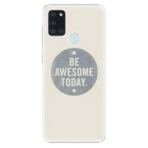 Plastové pouzdro iSaprio - Awesome 02 na mobil Samsung Galaxy A21s