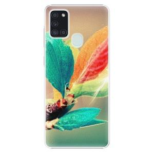 Plastové pouzdro iSaprio - Autumn 02 na mobil Samsung Galaxy A21s