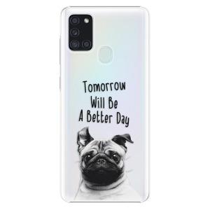Plastové pouzdro iSaprio - Better Day 01 na mobil Samsung Galaxy A21s