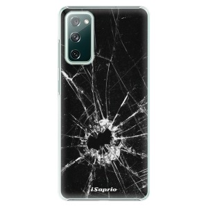 Plastové pouzdro iSaprio - Broken Glass 10 na mobil Samsung Galaxy S20 FE / Samsung Galaxy S20 FE 5G