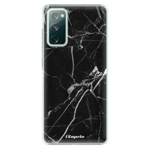 Plastové pouzdro iSaprio - Black Marble 18 na mobil Samsung Galaxy S20 FE / Samsung Galaxy S20 FE 5G