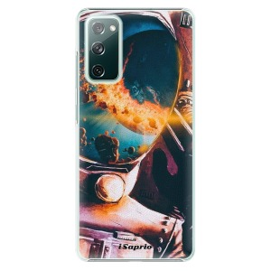 Plastové pouzdro iSaprio - Astronaut 01 na mobil Samsung Galaxy S20 FE / Samsung Galaxy S20 FE 5G - poslední kousek za tuto cenu