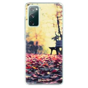 Plastové pouzdro iSaprio - Bench 01 na mobil Samsung Galaxy S20 FE / Samsung Galaxy S20 FE 5G
