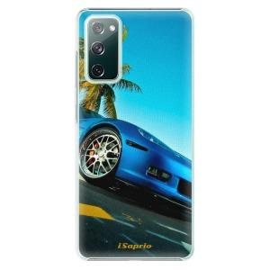Plastové pouzdro iSaprio - Car 10 na mobil Samsung Galaxy S20 FE / Samsung Galaxy S20 FE 5G