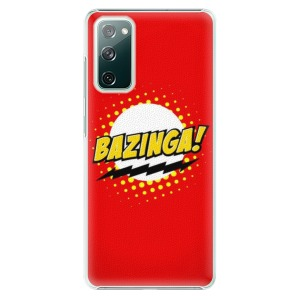 Plastové pouzdro iSaprio - Bazinga 01 na mobil Samsung Galaxy S20 FE / Samsung Galaxy S20 FE 5G