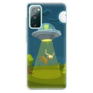 Plastové pouzdro iSaprio - Alien 01 na mobil Samsung Galaxy S20 FE / Samsung Galaxy S20 FE 5G