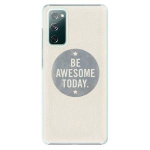 Plastové pouzdro iSaprio - Awesome 02 na mobil Samsung Galaxy S20 FE / Samsung Galaxy S20 FE 5G