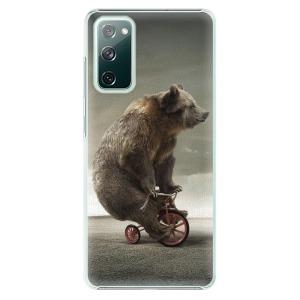 Plastové pouzdro iSaprio - Bear 01 na mobil Samsung Galaxy S20 FE / Samsung Galaxy S20 FE 5G