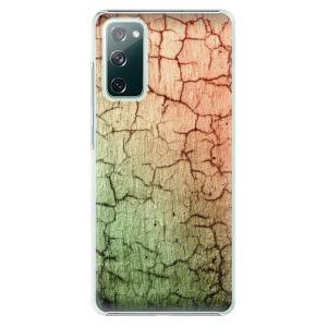 Plastové pouzdro iSaprio - Cracked Wall 01 na mobil Samsung Galaxy S20 FE / Samsung Galaxy S20 FE 5G