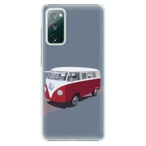 Plastové pouzdro iSaprio - VW Bus na mobil Samsung Galaxy S20 FE / Samsung Galaxy S20 FE 5G
