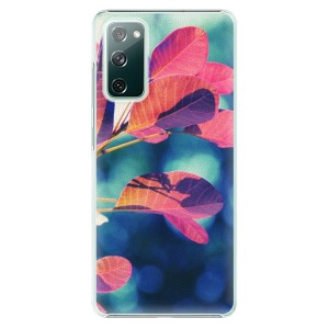 Plastové pouzdro iSaprio - Autumn 01 na mobil Samsung Galaxy S20 FE / Samsung Galaxy S20 FE 5G