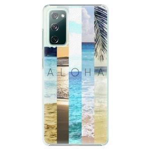 Plastové pouzdro iSaprio - Aloha 02 na mobil Samsung Galaxy S20 FE / Samsung Galaxy S20 FE 5G
