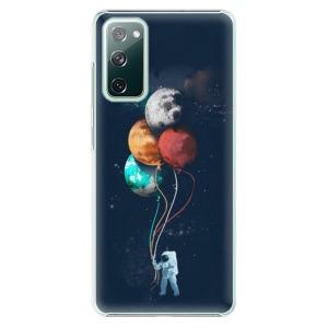 Plastové pouzdro iSaprio - Balloons 02 na mobil Samsung Galaxy S20 FE / Samsung Galaxy S20 FE 5G