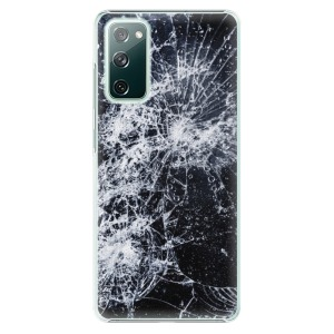 Plastové pouzdro iSaprio - Cracked na mobil Samsung Galaxy S20 FE / Samsung Galaxy S20 FE 5G