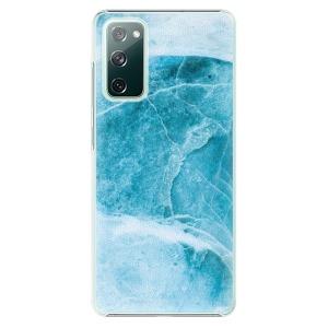 Plastové pouzdro iSaprio - Blue Marble na mobil Samsung Galaxy S20 FE / Samsung Galaxy S20 FE 5G
