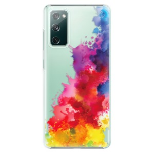 Plastové pouzdro iSaprio - Color Splash 01 na mobil Samsung Galaxy S20 FE / Samsung Galaxy S20 FE 5G