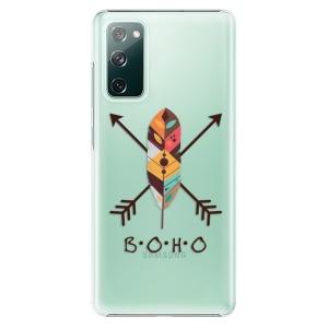 Plastové pouzdro iSaprio - BOHO na mobil Samsung Galaxy S20 FE / Samsung Galaxy S20 FE 5G