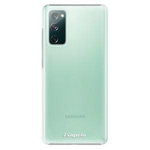 Plastové pouzdro iSaprio - 4Pure - čiré bez potisku na mobil Samsung Galaxy S20 FE / Samsung Galaxy S20 FE 5G