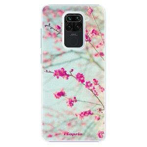 Plastové pouzdro iSaprio - Blossom 01 na mobil Xiaomi Redmi Note 9