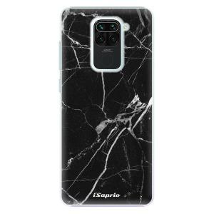 Plastové pouzdro iSaprio - Black Marble 18 na mobil Xiaomi Redmi Note 9