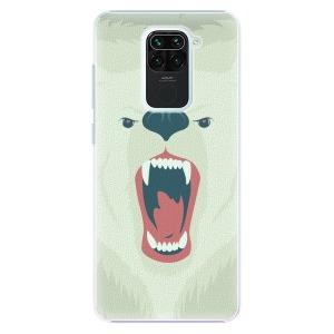 Plastové pouzdro iSaprio - Angry Bear na mobil Xiaomi Redmi Note 9