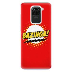Plastové pouzdro iSaprio - Bazinga 01 na mobil Xiaomi Redmi Note 9