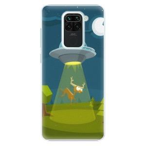 Plastové pouzdro iSaprio - Alien 01 na mobil Xiaomi Redmi Note 9