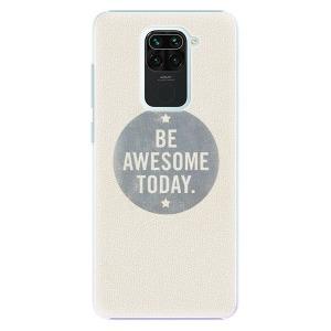 Plastové pouzdro iSaprio - Awesome 02 na mobil Xiaomi Redmi Note 9