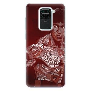 Plastové pouzdro iSaprio - Bruce Lee na mobil Xiaomi Redmi Note 9
